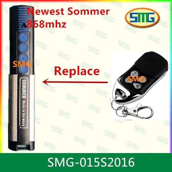 2 шт Бесплатная доставка плавающий код гаражные ворота замена Пульт дистанционного управления для 4031/4025/4020/4026/4035 handtransmitter 868 мГц