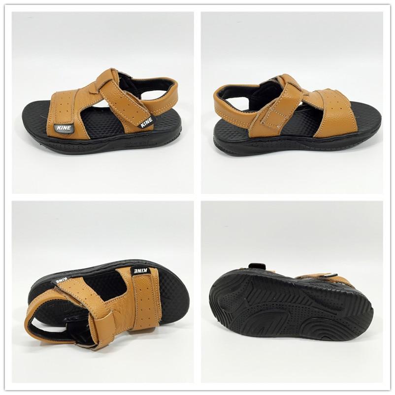 Wyjątkowe sandały dla chłopców Panda Letnie dziecięce buty dla - Obuwie dziecięce - Zdjęcie 5