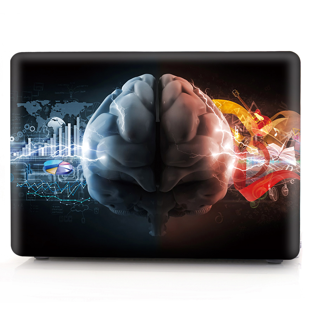Brain Painting Case for MacBook 157
