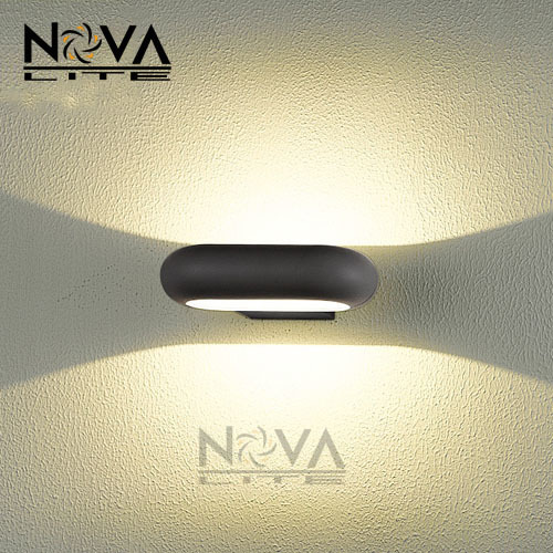 5W outdoor indirect wall lamp LED exterior wall light,IP54 outdoor ...