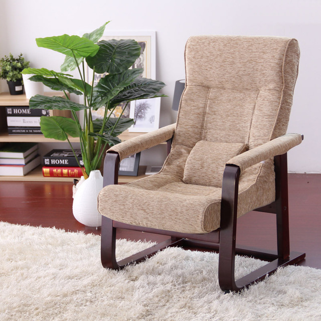 computer chair ikea accent arm chairs for living room beanbag tatami folding single sofa bed recliner small child