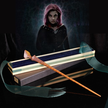 Newest Metal Core Quality Deluxe Harry Potter Bellatrix Lestrange(Old)  Magic Wands/Stick with Gift Box Packing