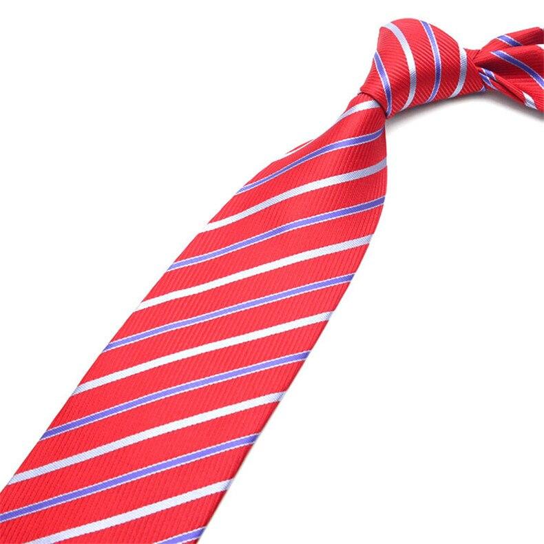 2 (2)  AWAYTR New Design Males Tie 8cm Striped Traditional Enterprise Neck Tie For Males Swimsuit For Wedding ceremony Occasion Necktie HTB1BuSZRVXXXXcNXFXXq6xXFXXX4