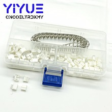 цена на 250pcs/50sets PH2.0 3pin 2.0mm Pitch Terminal Kit / Housing / Pin Header JST Connector Wire Connectors Adaptor PH Kits