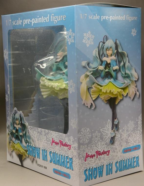 VOCALOID Miku Hatsune Cerastium Tomentosum 1//7 Figure Toy New in Box