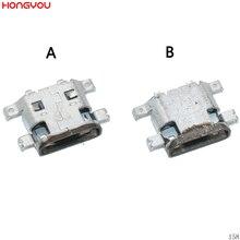 50PCS/Lot Micro Usb Charging Connector Port For Motorola Moto X XT1060 XT1058 XT1056 XT1053 XT1080 G4 Plus Charge Socket Jack цена