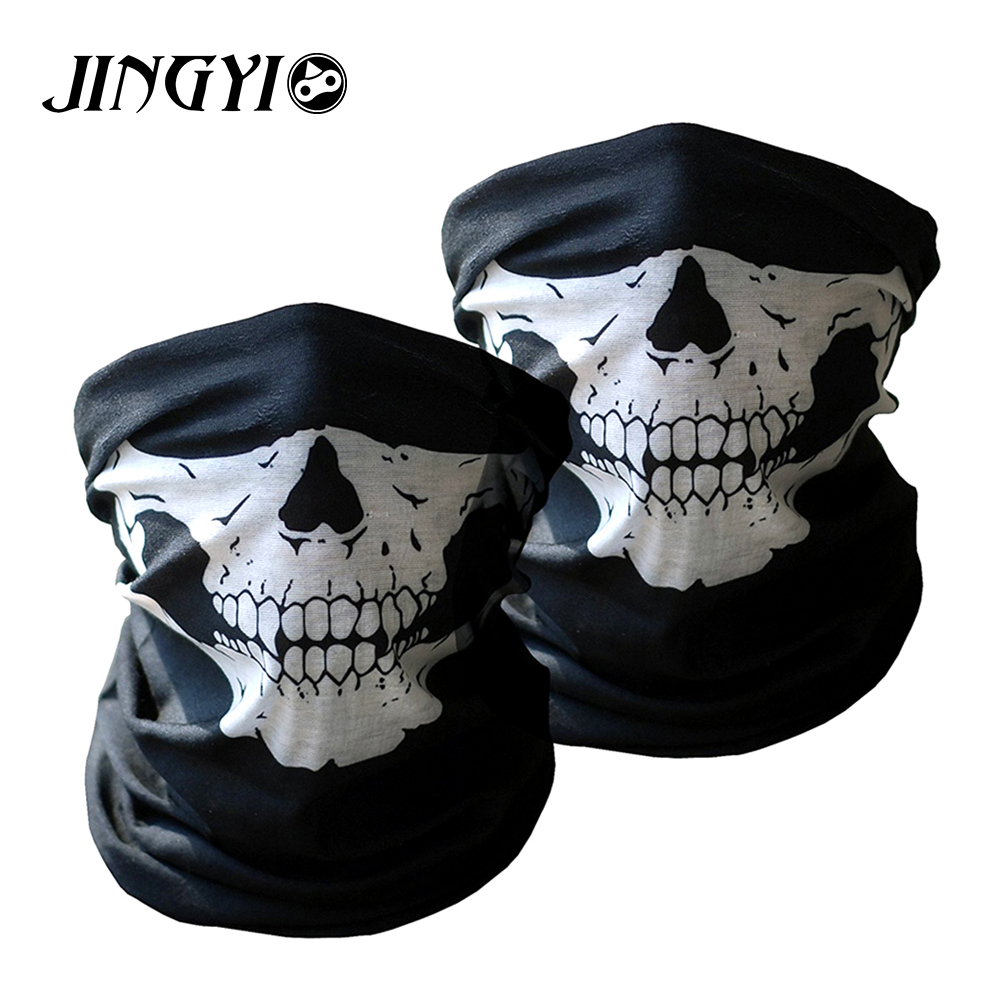 Motorcycle Face Mask Winter Warm Ski Board Windproof Cap Outdoor Sports Neck Face Mask Police Cycling Balaclavas CAR-partment