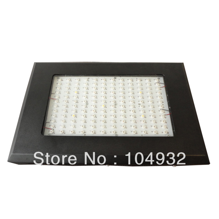 1x 500W LED Grow Light 166*3W Dropshipping Hot selling 10 band 10 Spectrums IR Indoor Hydroponic System Plant Ufo HOT!