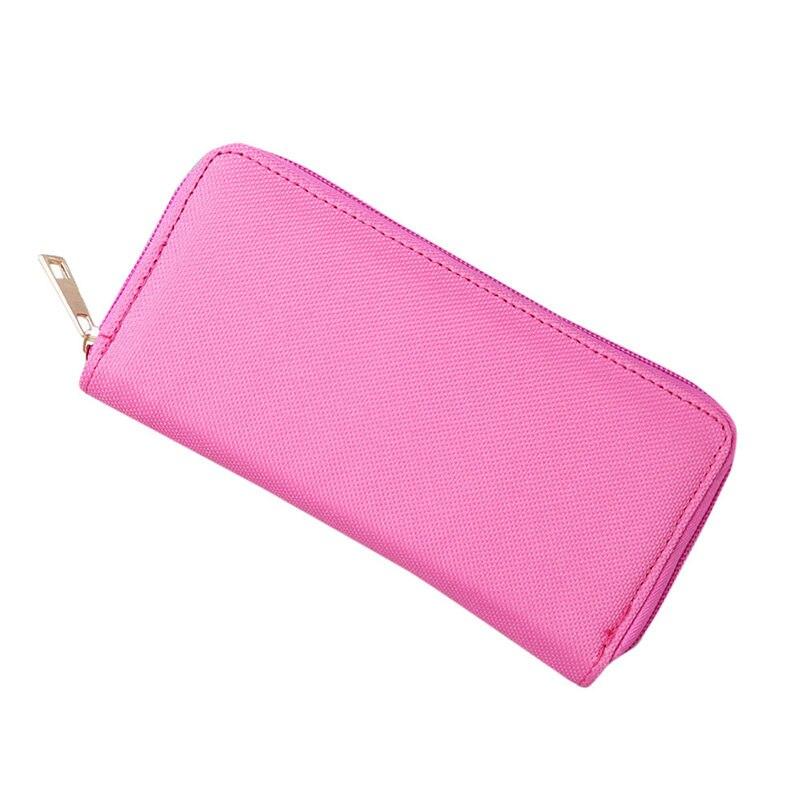 OCARDIAN2018 Fashion Women Oxford Road Wallet Coin Bag Purse Phone Bag # p 6
