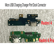 Для Xiaomi redmi 4 4A 4X/redmi 4 Pro Micro usb зарядное устройство Порт док-станция гибкий кабель redmi 4 Pro 3g/32G redmi 4X 4A