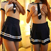 NEW COSPLAY Youth Student Uniforms Sexy Lingerie Women Costumes Sex Products Toy Sexy Underwear Role Play
