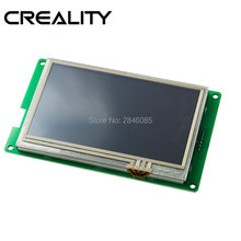 CREALITY 3D printer Parts CR-X 4.3-inch Touch LCD Display control panel screen For Creality CR-X 3D Printer