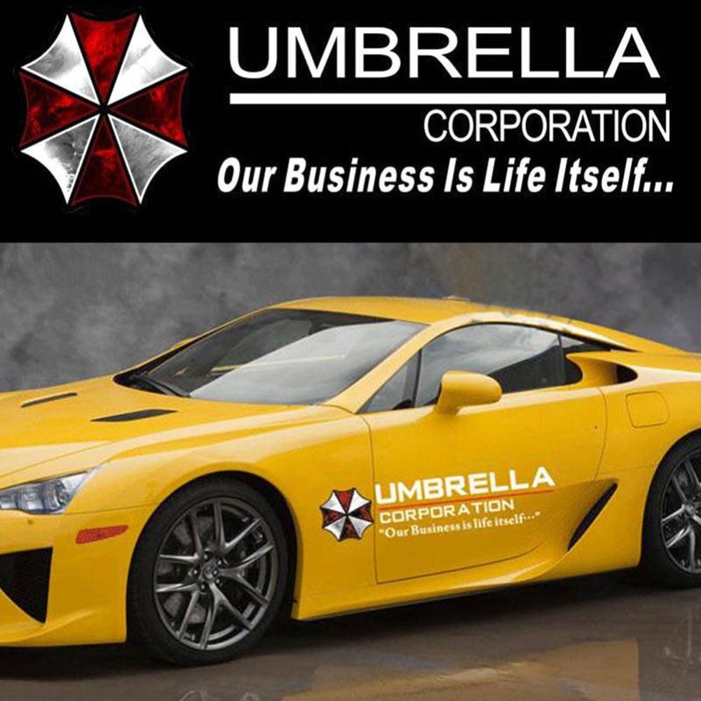 ᗜ lj Buy Evil Umbrella Corporation Sticker And Get Free