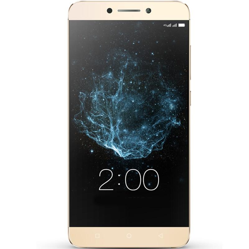 Original LeEco Letv Le S3 x626 cellphone Deca Core 4G RAM 64G ROM 21MP 1080P FHD 5.5 inch 3000mah Fingerprint 4G smartphone