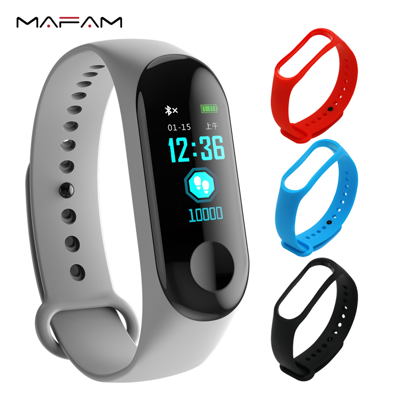 Tracker, Bracelet, Wristband, Blood, Fitness, MAFAM
