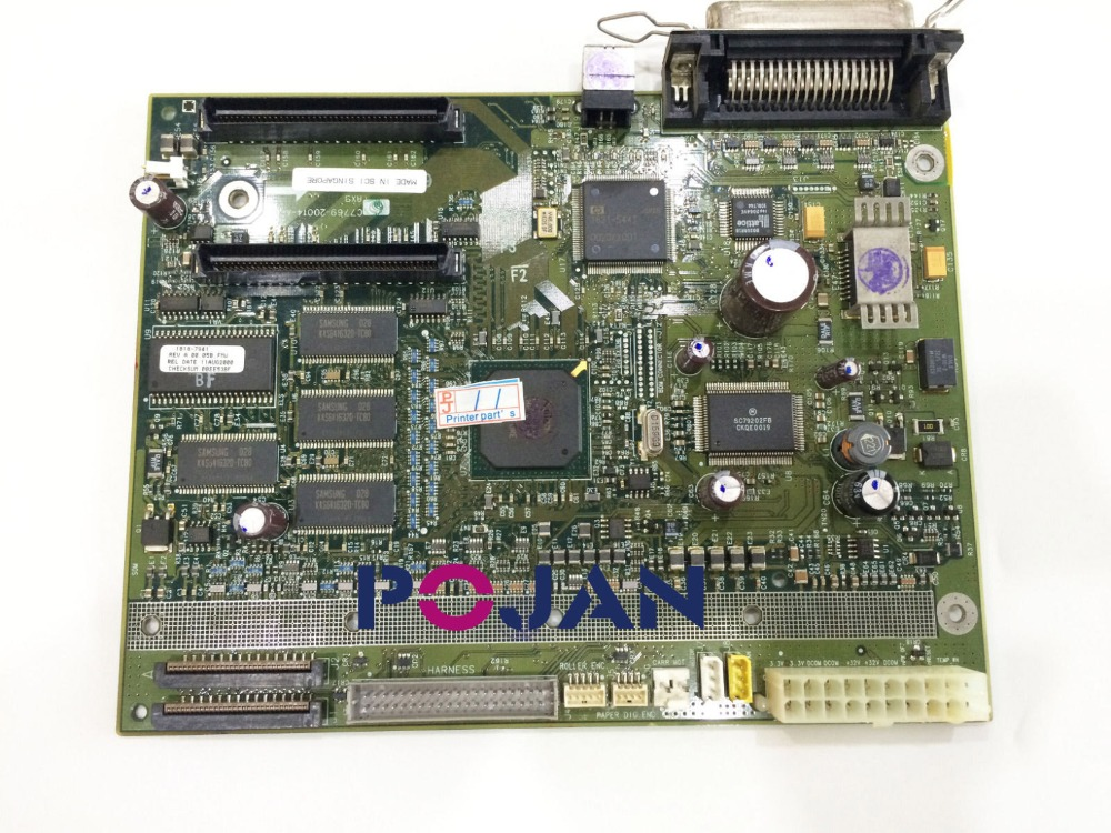 Formatter Board Main Board C7779 69263 C7779 60144 C7770 60014 for DesignJet 800 815 500 PS fix 01:XX plotter parts POJAN-in Printer Parts from Computer & Office    1