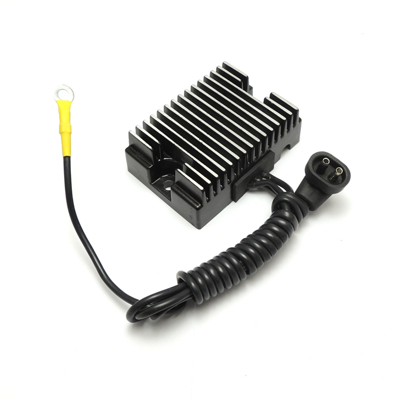 Voltage Regulator Rectifier for 74519-88 74519-88A 1989-1999 For Harley Softail Dyna Electra Glide Fatboy Road King Low Rider aluminum rubber twin cam carburetor carb for harley replacement 27421 99a dyna wide glide softail springer fxd low fatboy flstf