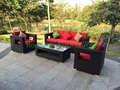 Outdoor garden sofa set furniture,home sofa furniture wholesale