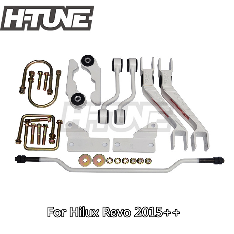 H TUNE Rear Stabilizer Sway Anti Roll Space Arm Bar For Hilux REVO 2015