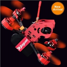 FLYPRO XJaguar 190 MM SP Racing Regulador de Vuelo con 600TVL Cámara F3 Racing Drone BNF