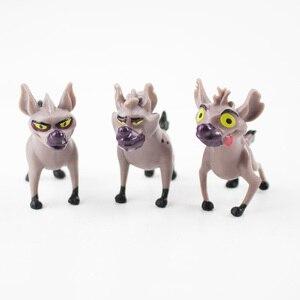 Image 5 - 12 pçs/set dos desenhos animados o leão guarda rei leão simba pvc figuras de ação bunga beshte fuli ono figurinhas boneca crianças brinquedos crianças meninos
