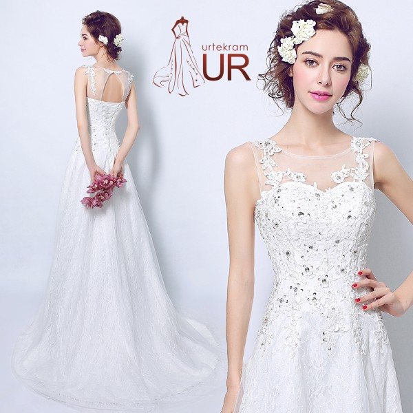Свадебное платье стало малым