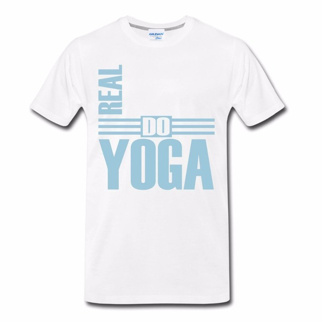 Cotton T-Shirt for Yoga