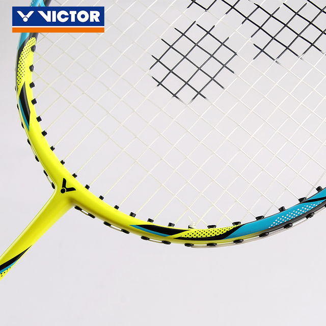 Badminton racket with gift