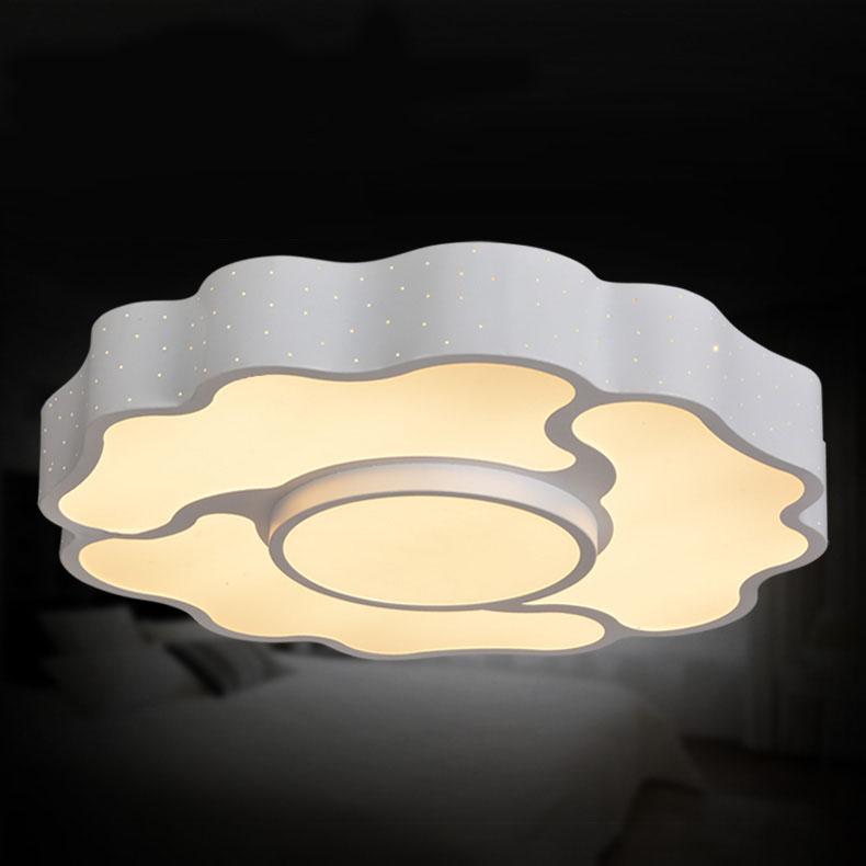Alien Wolke Led Deckenleuchten Moderne Einfache Wohnzimmer Lampe Zwei Farbe Schlafzimmer Originalitt Lampen Und Laternen