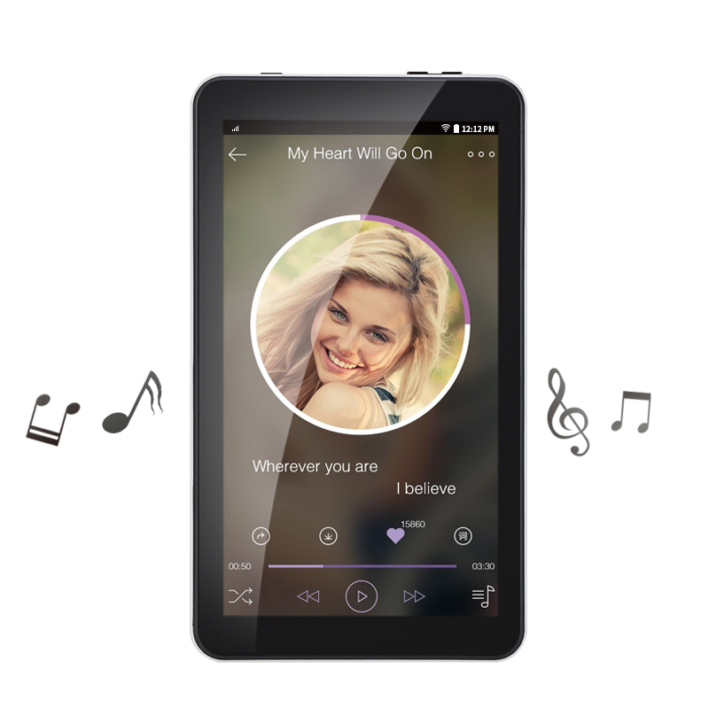 7 Inch Tablet Pc Aoson M753 Tablets 1gb+16gb Android 7.1 Quad Core Dual Cameras Bluetooth Wifi Multi Languages Tablets Promotion #2