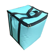 New Waterproof Large Cooler Bag Thicken Oxford Insulated Bags Portable food packing container Delivery Bag Foldable Cooler Box