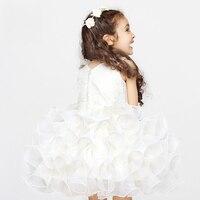 Элегантное вечернее платье принцессы для девочек свадебные платья для девочек 3 4 5 6 7 8 9 10 11 12 лет платье для вечеринок