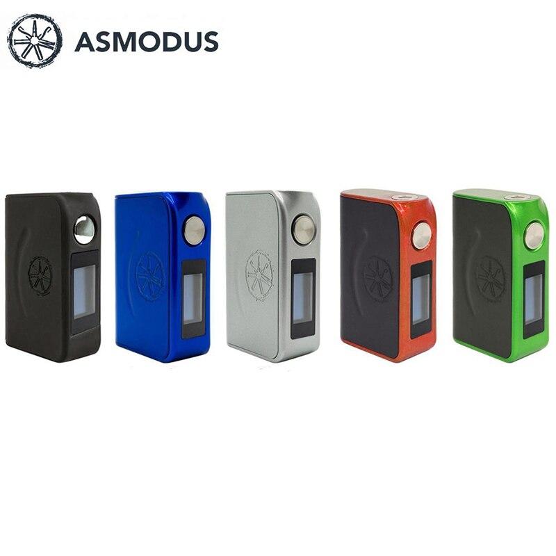 Original asMODus Minikin Reborn 168W Mod Minikin Touch Screen Box MOD Vape With GX 168 HT