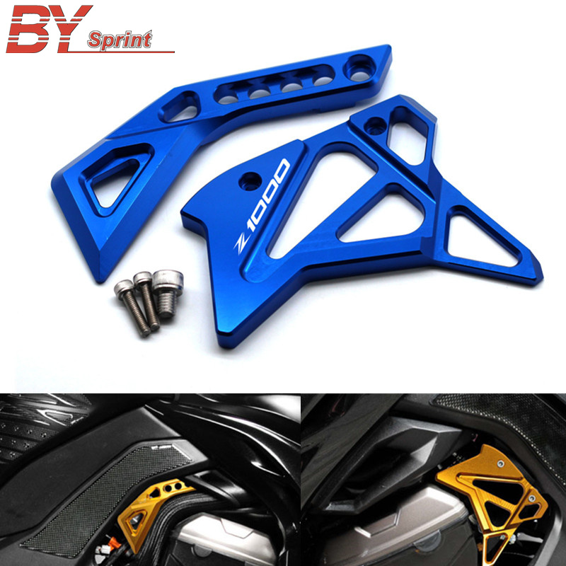 Motorcycle Accessories CNC Aluminum Fuel Injection Cover For Kawasaki Z 1000 z1000 2014 2015 2016 2017