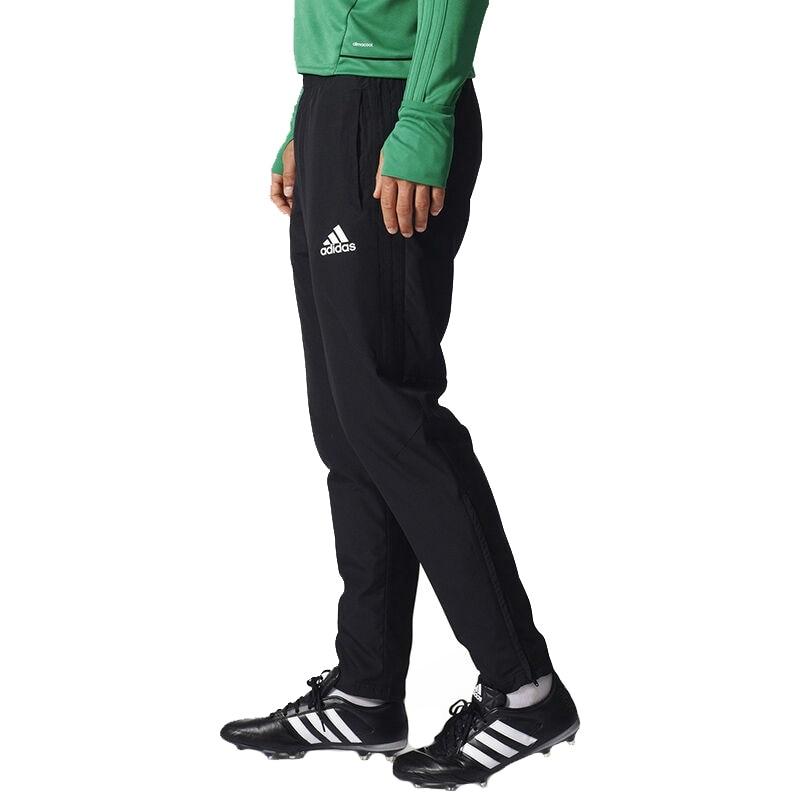 Aliexpress.com  Comprar Original nueva llegada Adidas TIRO17 WOV PNT hombres  entrenamiento de fútbol pantalones ropa deportiva de training pants fiable  ... 5beef89e39d6
