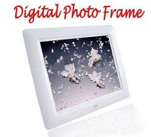 New Digital Photo Frame 3 Colors Smooth Slideshow Digital LCD Frame
