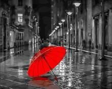 Payung Merah Minyak Dicat Beli Murah Payung Merah Minyak Dicat Lots