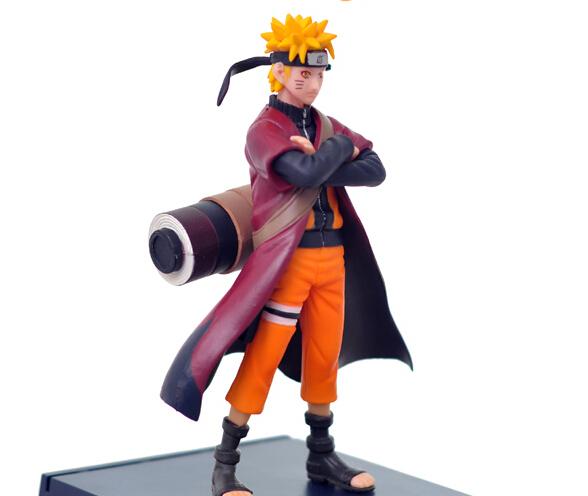 17cm Naruto Uzumaki Manpower Mode