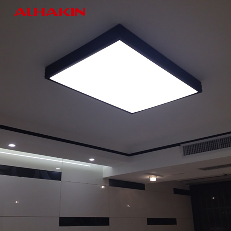 20 32w Modern Led Ceiling Lighting Black And White Kitchen Living Room Aluminum And Iron Ceiling