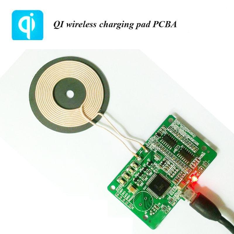 Fashion Qi Diy Wireless Charger Pcba Sample Wireless