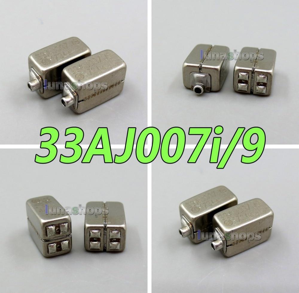 LN005983 33AJ007i/9 Balanced Armature Driver Earphone Speaker For Sonion UE JH In Ear Monitor IEMs Noise Cancelling
