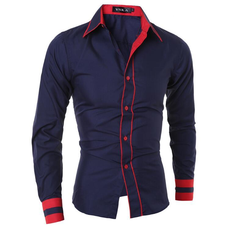 Цвет: рубашка ВМФ