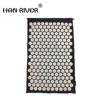 Massage Relaxation Health Care Massager Cushion Acupressure Mat Relieve Stress Pain Acupuncture Yoga Mat 72 43cm