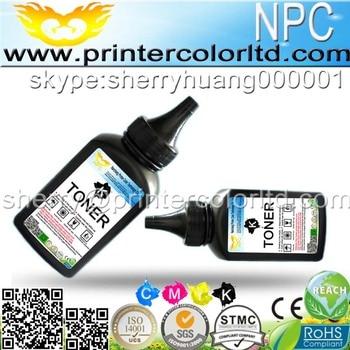 309) negro láser impresora de tóner en polvo kits de recarga para Samsung ML-5510 ML-5510D ML-6510 ML-6510N ML5510 ML5510D 90G/botella
