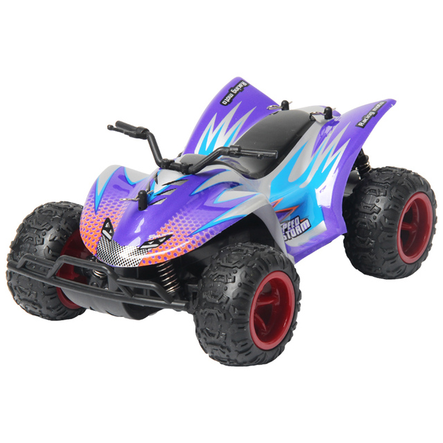 Machine On Remote Control Rc Electric Car 2 4g Super Radio Controlled Buggy Foot