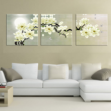 3 Pcs Canvas paintings for kitchen fruit wall decor modern flowers canvas art decorative pictures living room PH3-SG17