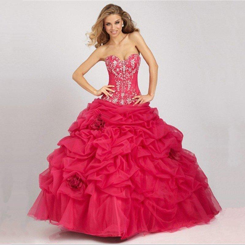 Popular Hot Pink Quinceanera Dresses-Buy Cheap Hot Pink ...
