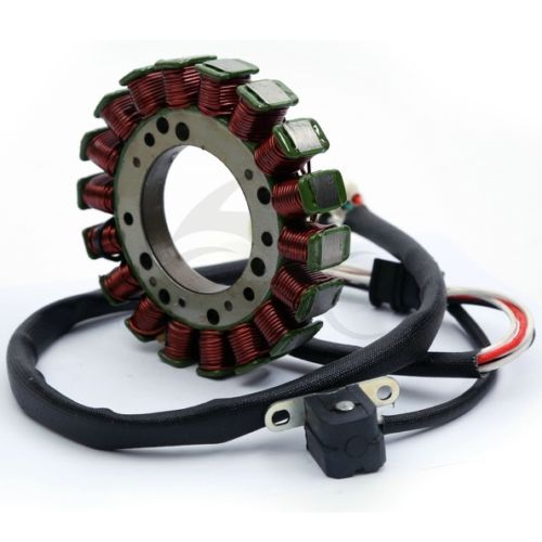 US $39 4 33% OFF|New Stator Coil Generator For Yamaha ATV Kodiak 400 YFM400  2000 2006 2004 2005-in Motorbike Ingition from Automobiles & Motorcycles