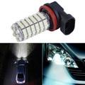 H11 120 SMD 1210 3528 LED Super Bright Car Veículos Nevoeiro farol Cabeça Luz do Dia Correndo Lâmpada Lâmpada 120SMD Lâmpada LED 12 V branco