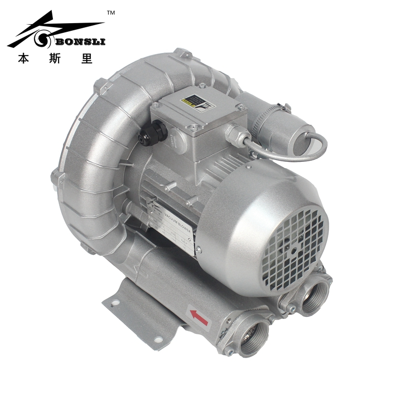 vortex blower/vacuum pump ring blowers for aquaculture fish shrimp prawn farm 1.25in inlet&outlet vacuum pump inlet filters f006 rc2